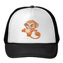 Mynci Orange hats