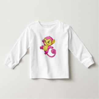 Mynci Pink Toddler T-Shirt