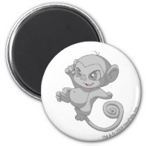 Mynci Silver magnets