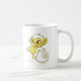 Mynci White Basic White Mug