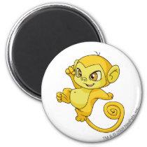 Mynci Yellow magnets