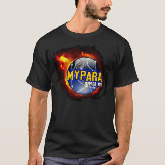 MyPara   The Paranormal Social Network T-Shirt