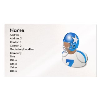 mypc_256, Name, Address 1, Address 2, Contact 1... Pack Of Standard Business Cards