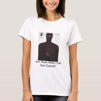 Mypics 001 (2), Now That's What I Call Gun Cont... T-Shirt