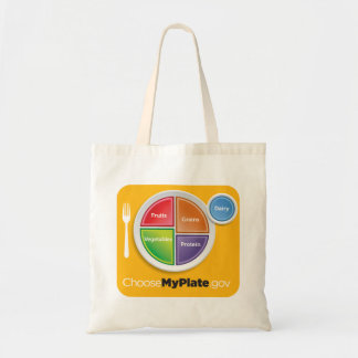 MyPlate Grocery Bag - Yellow