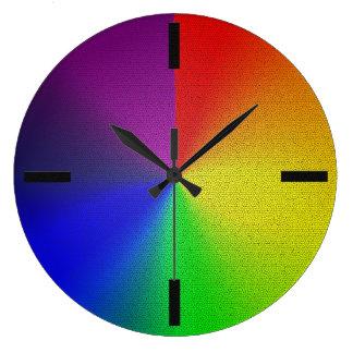 MyPride365 - Rainbow Clock