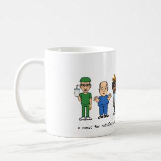 #MyRadGirlfriend Character Mug