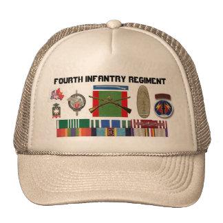 Myribbons, 2BN4th Infantry Regiment NCO , newye... Cap