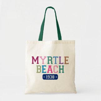 Myrtle Beach 1938 Tote Bag