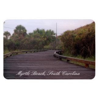 Myrtle Beach Boardwalk Magnet