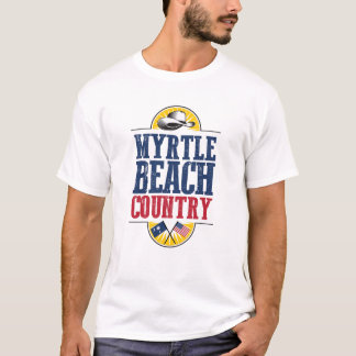 Myrtle Beach Country T-Shirt