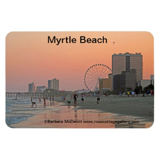 Myrtle Beach Flexi Magnet