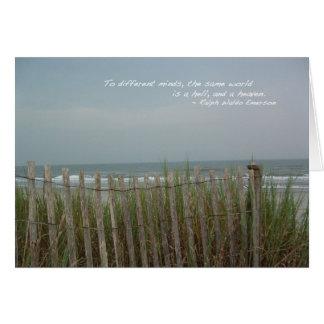 Myrtle Beach Inspirations Card