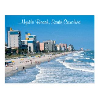 Myrtle Beach SC Post Card