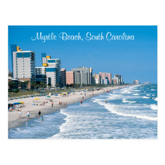 Myrtle Beach SC Post Card