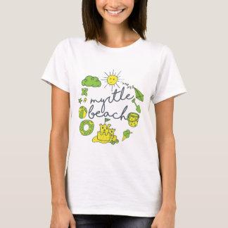 Myrtle Beach Script T-Shirt