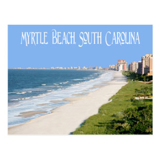Myrtle Beach, South Carolina Postcard, USA Postcard
