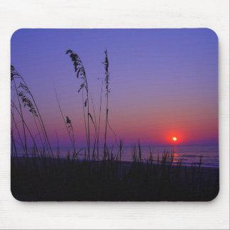 Myrtle Beach South Carolina Sunrise Ocean Mousepad