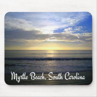 Myrtle Beach South Carolina Sunrise United States Mouse Pad