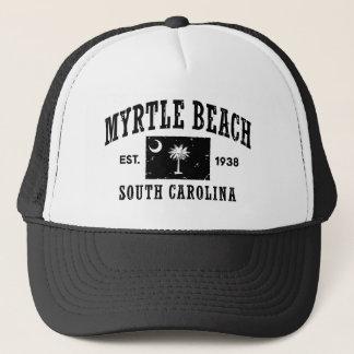Myrtle Beach South Carolina Trucker Hat