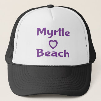 Myrtle Beach South Carolina USA, America Trucker Hat