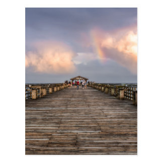 Myrtle Beach State Park Postcard