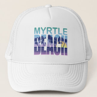 Myrtle Beach Trucker Hat