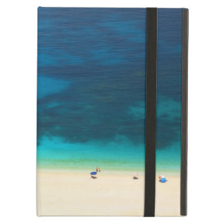 Myrtos beach Kefalonia Greece iPad Air Covers