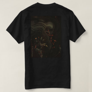 Mysteries of Nature, Black & Grey T-Shirt