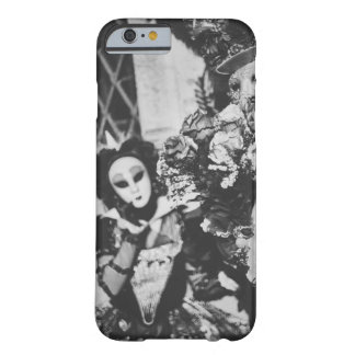 Mysterious carnival masks in Venice, Italy Barely There iPhone 6 Case