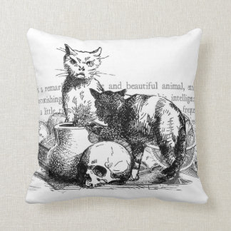 Mysterious Cats Cushion