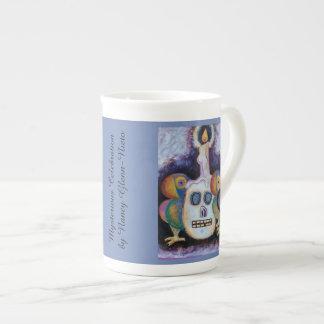 Mysterious Celebration Tea Cup