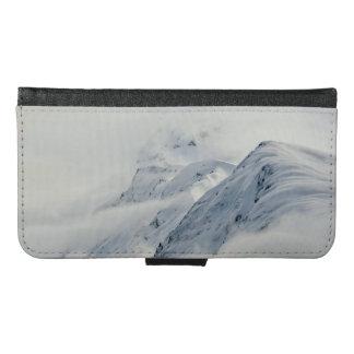 Mysterious Chugach Peaks Samsung Galaxy S6 Wallet Case