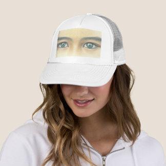 Mysterious Eyes Trucker Hat