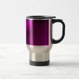 Mysterious haze stainless steel travel mug