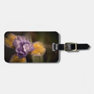 Mysterious Iris Bag Tag