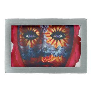 Mysterious mask - Mystery Mask Belt Buckles