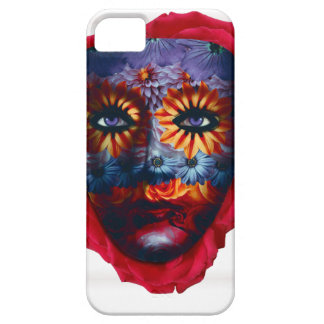 Mysterious mask - Mystery Mask iPhone 5 Case