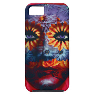 Mysterious mask - Mystery Mask Tough iPhone 5 Case