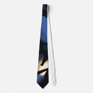 Mysterious Moon Tie
