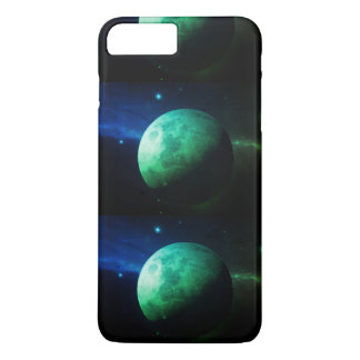 Mysterious Moons on iPhone 7 Case
