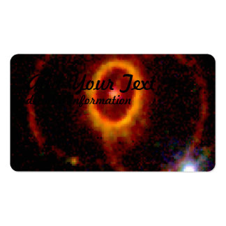 Mysterious Ring Structure around Supernova 1987A Pack Of Standard Business Cards