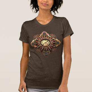 Mysterious Steampunk Machine T-Shirt