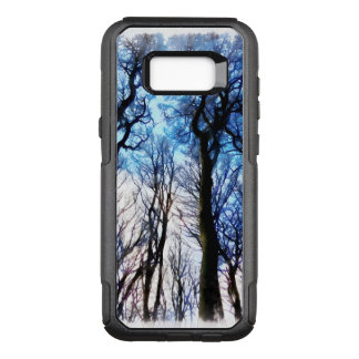 Mysterious Trees OtterBox Commuter Samsung Galaxy S8+ Case