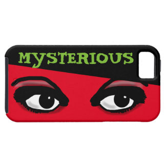 MYSTERIOUS WOMAN'S EYES by SLIPPERYWINDOW iPhone 5 Covers