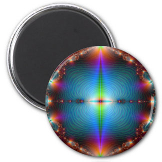 Mystery 6 Cm Round Magnet