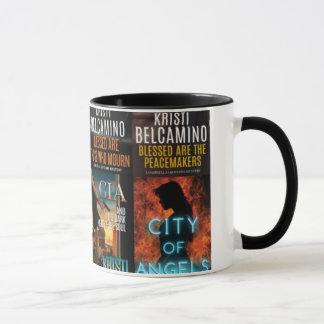 Mystery Books Mug