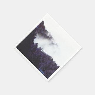 Mystery Fog napkin Disposable Napkins