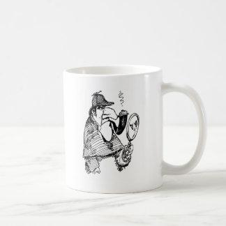 Mystery Investigation Coffee Mug