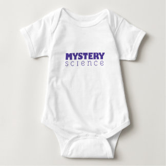 Mystery Science Baby Baby Bodysuit